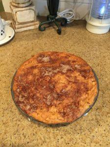 Vegan Apple Cinnamon Cake www.tealinspiration.com