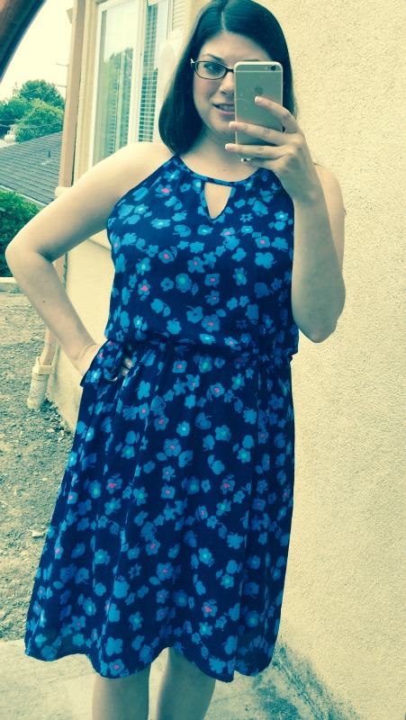 Pixley Tammi Floral Dress