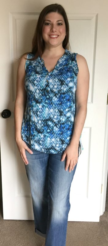 Stitch Fix Review - www.tealinspiration.com