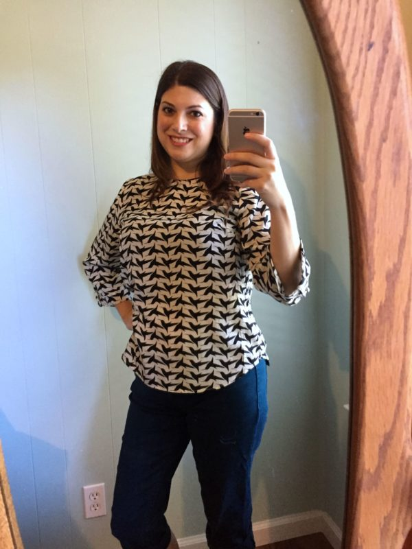 September 2015 Stitch Fix Review