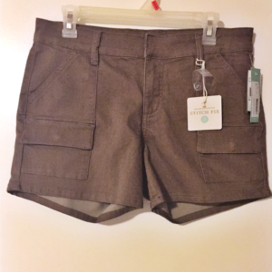 Kut From The Kloth Iriss Twill Shorts
