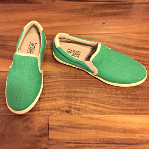 Miz Mooz Serafina Slip On Sneakers
